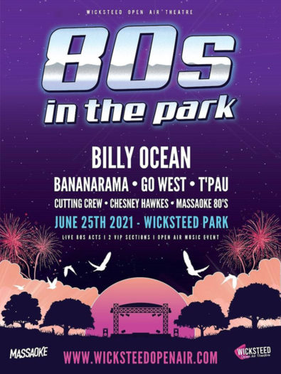 80'S In The Park - Wicksteed