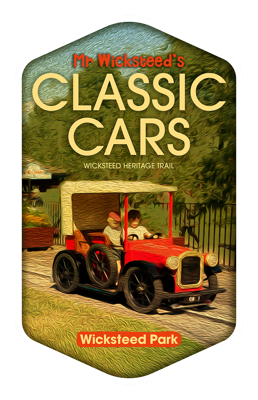 Classic Cars - Wicksteed Park Rides and a Attractions