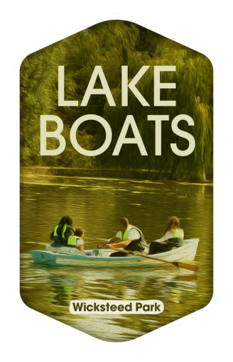 Lake Boats - Wicksteed Park Rides and a Attractions
