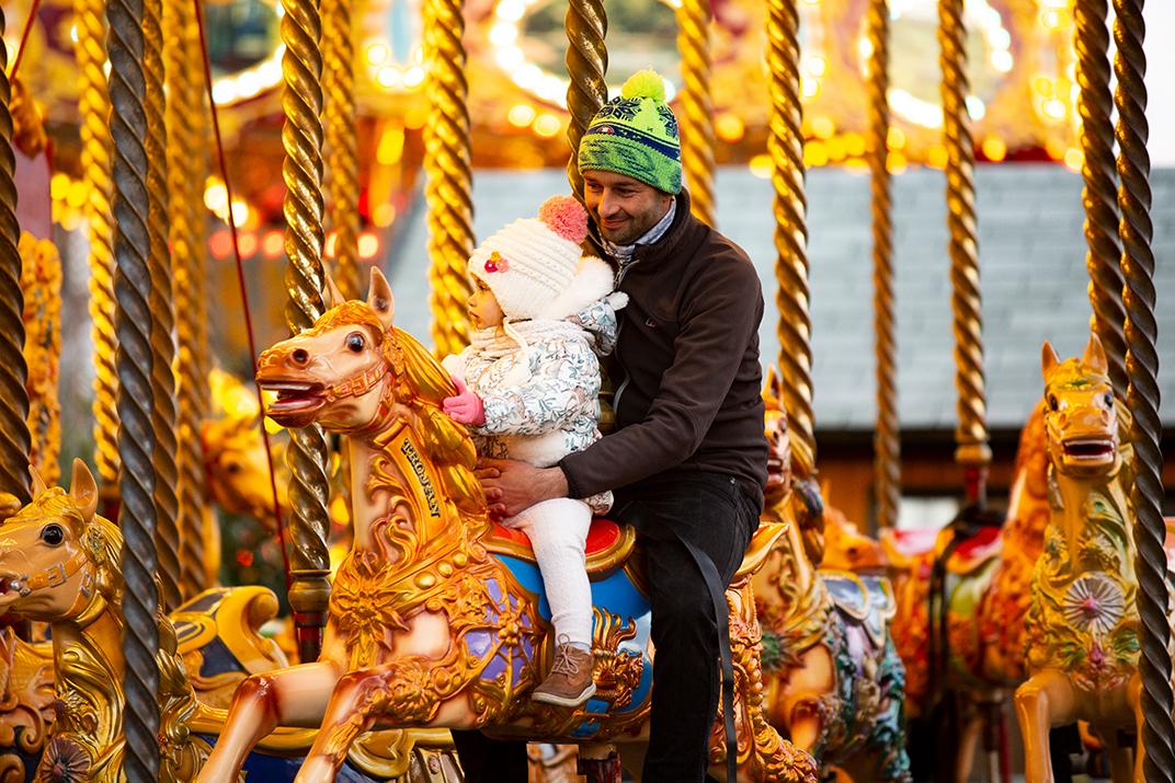 A Successful Magical Christmas At Wicksteed