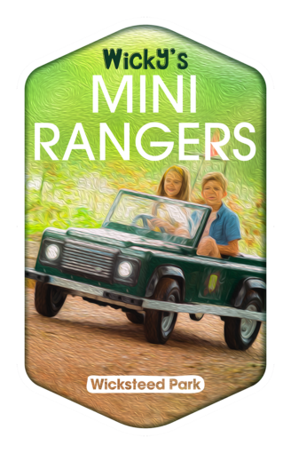 Mini Rangers - Wicksteed Park Rides and a Attractions
