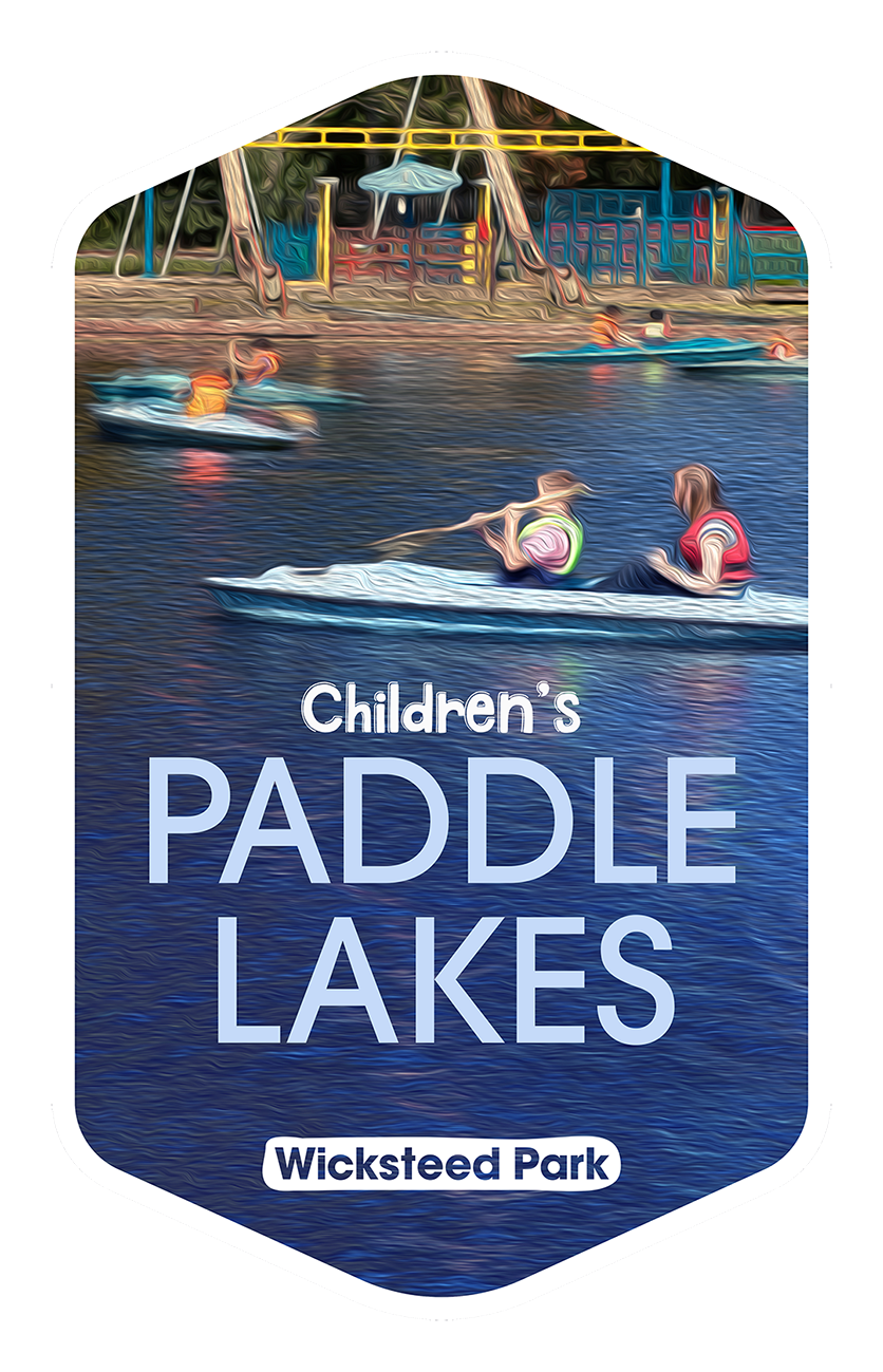 Paddle Lakes - Wicksteed Park Rides and a Attractions