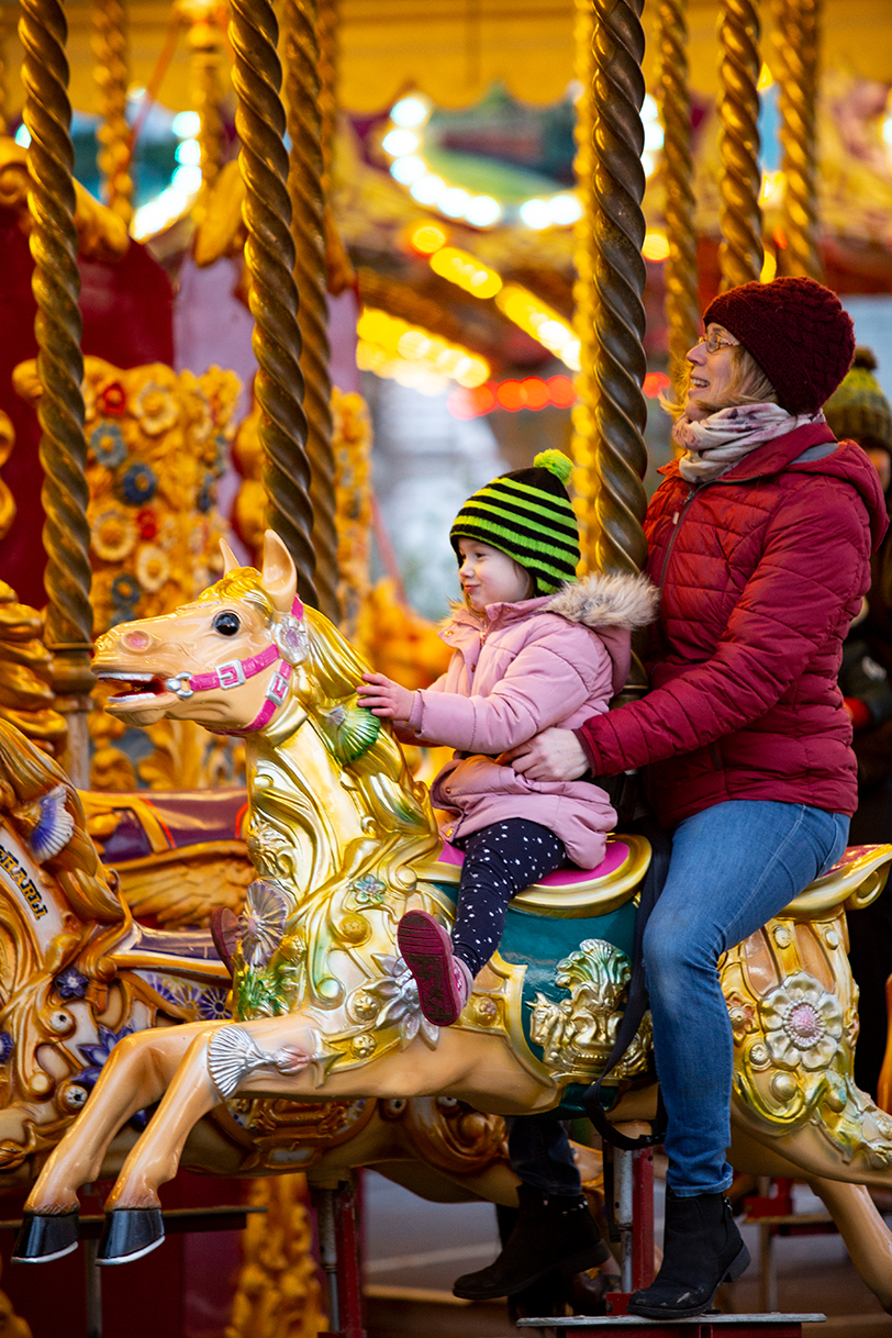 Wicksteed Park Carousel