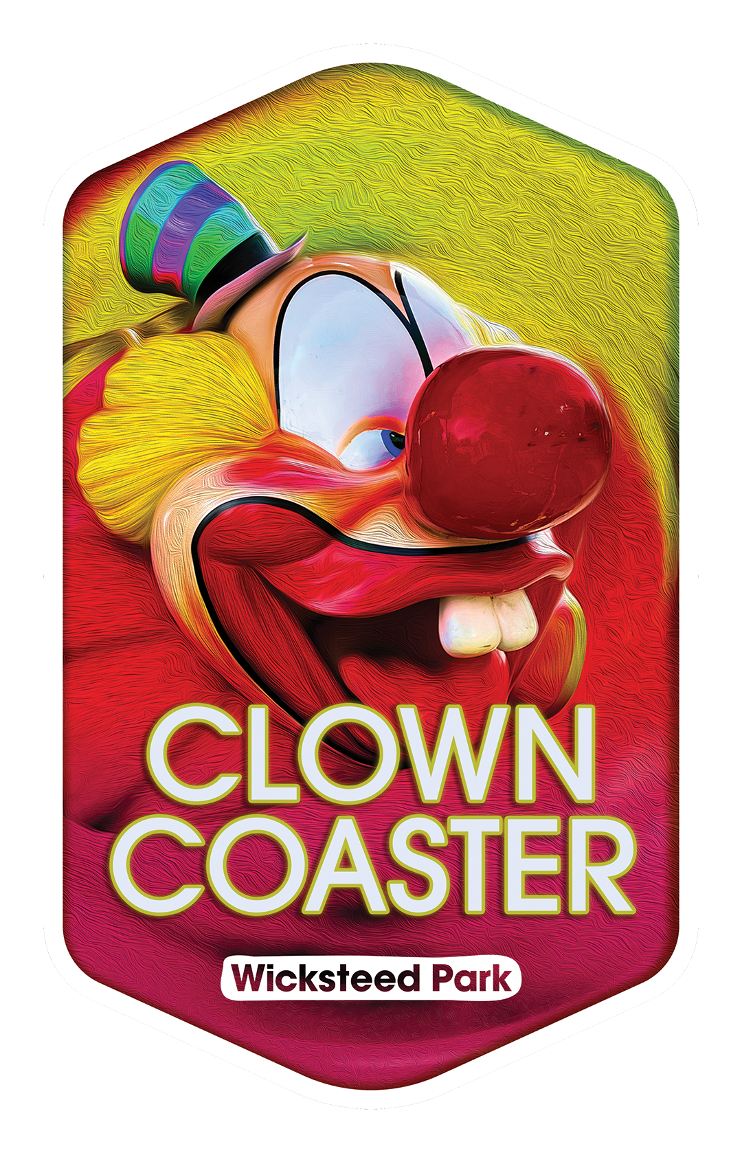 Clown Coaster - Wicksteed Park - Rides and Attractions
