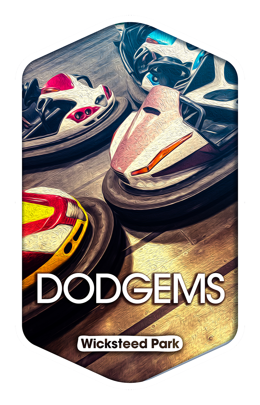 Dodgems - Wicksteed Park Rides and a Attractions