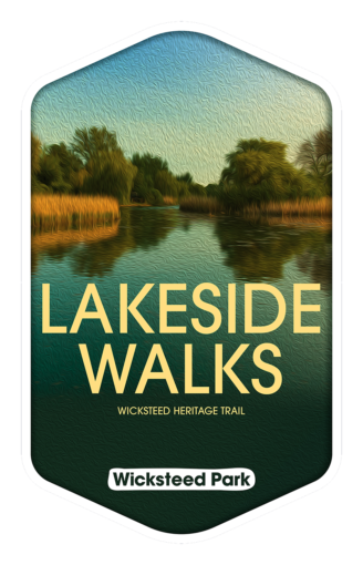 Lakeside Walks - Wicksteed Park Rides and a Attractions