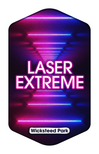 Laser Extreme - Wicksteed Park Rides and a Attractions