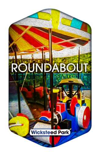 Roundabout - Wicksteed Park Rides and a Attractions