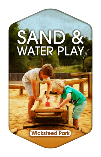 Water Sand and Play - Wicksteed Park Rides and a Attractions